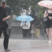 Увага, штормове попередження! На Прикарпатті протягом дня очікується погіршення погоди