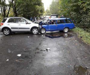 На Закарпатті екс-керівник міліції протаранив два автомобілі