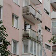 Через пожежу у квартирі рятувальники евакуювали мешканців всієї багатоповерхівки у Тернополі (ФОТО)