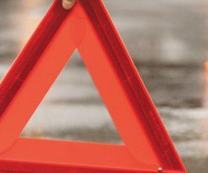 ДТП в Ланчині: автівка на іноземній реєстрації опинилась у кюветі, є постраждалі