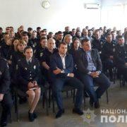 В Івано-Франківську – новий керівник поліції. ФОТО