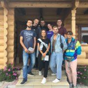 Відома українська співачка відвідала музей на Прикарпатті. ФОТО
