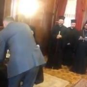Російського патріарха Кіріла запідозрили у спробі отруїти Варфоломія (відео)