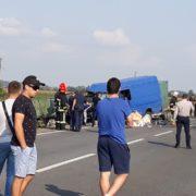 Жахлива ДТП у Коломиї: загинули жінка з двома дітьми
