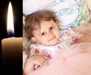 У Франківську померла трирічна дівчинка, яка лікувалася від тяжкої недуги