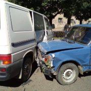 П'яний водій скоїв масове ДТП (фото)