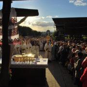 Проща у Погоні зібрала тисячі вірян з усіх куточків України (фото)