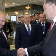 В інтерв'ю одному зі світових каналів Порошенко подякував Путіну