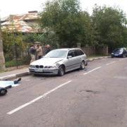У Калуші в ДТП загинув мотоцикліст (фото)