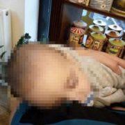 У центрі Одеси п'яні батьки кинули п'ятимісячну дитину напризволяще