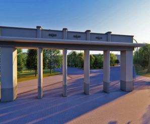 Іванофранківцям показали, як виглядатиме площа біля головної спортивної арени міста після реконструкції (фото)