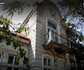 Жителька Надвірної розповіла про будинок з химерами (ВІДЕО)