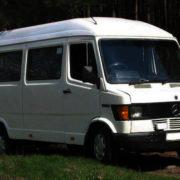 У Бурштині підліток вночі викрав мікроавтобус