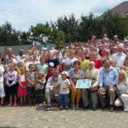 Найбільша в Україні родина налічує 346 дорослих та дітей(відео)
