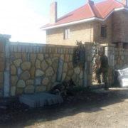 У Калуші на подвір'я підприємця кинули дві гранати