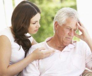 Вчені виявили незвичний симптом який може свідчити про розвиток хвoрoби Альцгeймeра
