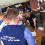 У Франківську посадовця університету затримали на хабарі (ФОТО)