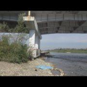 Самогубство у Коломиї: з Вербізького мосту стрибнув 46-річний чоловік (відео)
