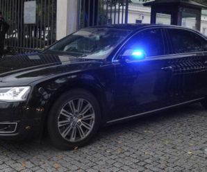У Польщі в президентський кортеж в'їхав 9-річний хлопчик на самокаті