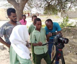 Суданський режисер вчитиме франківську молодь знімати правозахисне кіно