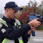 На Франківщині поліція за годину зафіксувала півсотні водіїв, які перевищили швидкість