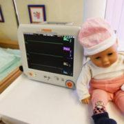 В інфекційній лікарні від кору померла нещеплена трирічна дитина