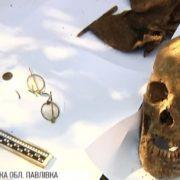 У Чорному лісі пошуковці натрапили на людські останки. ФОТО
