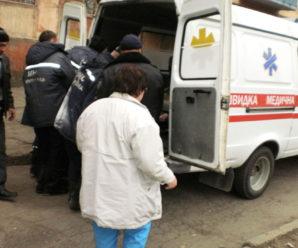 Франківські надзвичайники та медики рятували 90-річну пенсіонерку