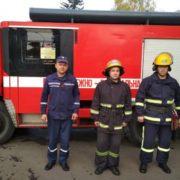 На Волині пожежники врятували безхатченка
