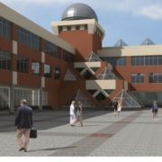 У Чернівцях побудують школу зі скляним куполом, басейном та зимовим садом (ФОТО)