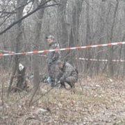 На Франківщині у лісосмузі знайшли мертвого чоловіка