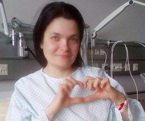 Прикарпатська журналістка Оксана Кваснишин, яка лікувалась від раку, припиняє збір коштів на лікування
