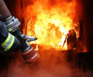 На Франківщині у своєму домі згорів  чоловік