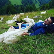 Відомий ведучий у популярному шоу розповів про натхнення від гір Прикарпаття (фото+відео)