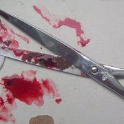 П'яний франківець ледь не вбив молодика з Делятина манікюрними ножицями