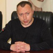 Василь Андріїв склав повноваження керівника Міської асоціації учасників АТО