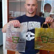 На конкурсі в Данії переміг український стартап: пакети, які можна з'їсти