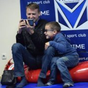 В Івано-Франківську збирають кошти на операцію для важкохворого хлопчика (фоторепортаж)