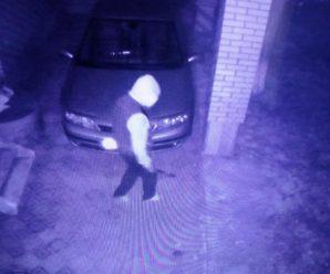 У мережі з'явилося відео, як прикарпатець нищить автівку своєї сестри (ВІДЕО)