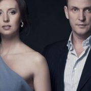 Співоче подружжя Віктор Рибін та Наталя Сенчукова зізналися, що мають paк