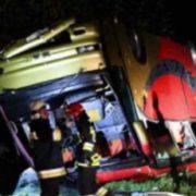 Водій був під дією психотропів: Смертельна ДТП з українцями у Польщі