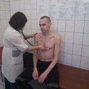 У Росії заявили, що Сeнцов припинив голодування
