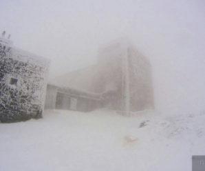 Зима в Карпатах: заморозки до мінус восьми та гори снігу (фотофакт)