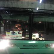 Водій автобуса «Івано-Франківськ – Брно» намагався провезти через кордон майже три кілограми бурштину (фото)