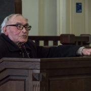 Помер перший директор Коломийської гімназії Григорій Гуменюк