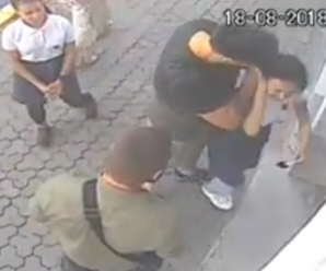 Справжне обличчя Пустовіта, в мережу виклали відео, як блогер напав на офіціантку