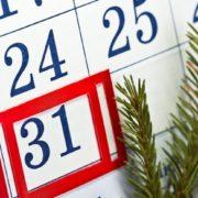 Затяжні вікенди: дiзнaйтеся, скiльки вихідних буде в грудні 2018 в Україні!
