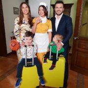 Франківчанка разом з сім'єю знялися у кліпі відомої співачки