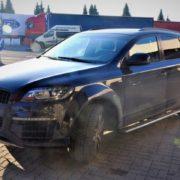 Польські прикордонники затримали українця із викраденим у Німеччині автомобілем