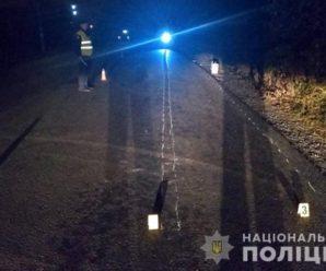 На Прикарпатті п'яний водій скоїв смертельну аварію – загинула жінка-пішохід (ФОТО)